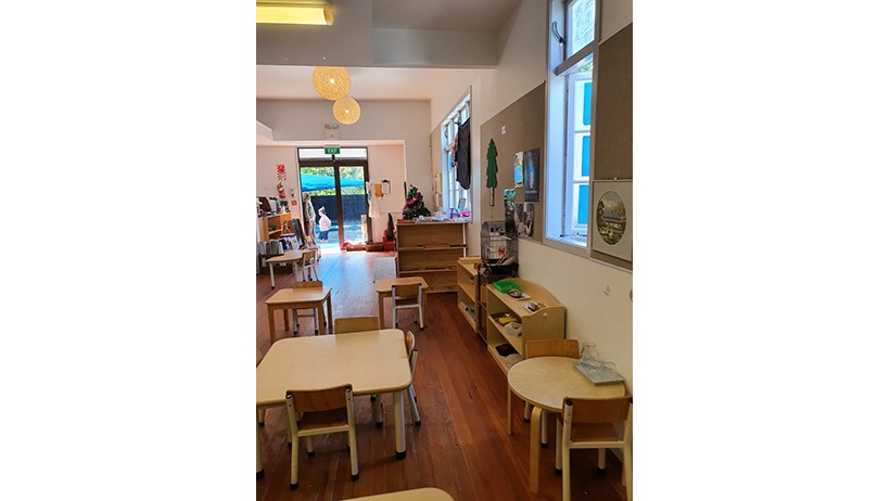 Toddler space Little Earth Remuera